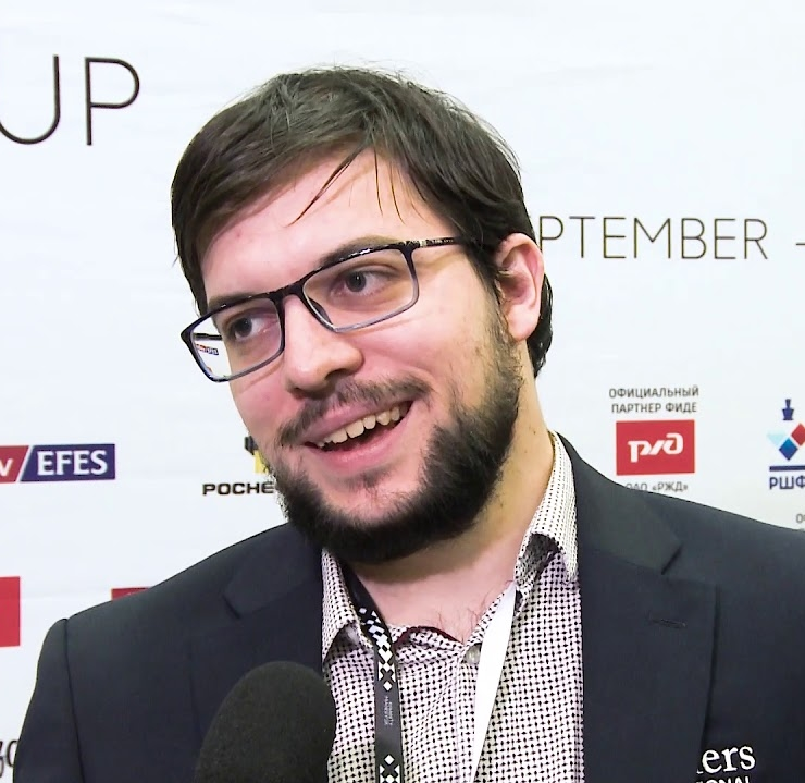 Interview with Maxime Vachier-Lagrave, bronze medalist of FIDE World Cup 2019