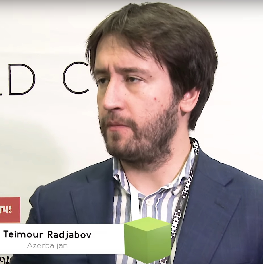 Interview with Teimour Radjabov | FIDE World Cup 2019 | Final. Game 2 |